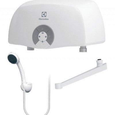 Проточный водонагреватель Electrolux Smartfix 2.0 TS (6,5 kW) кран+душ