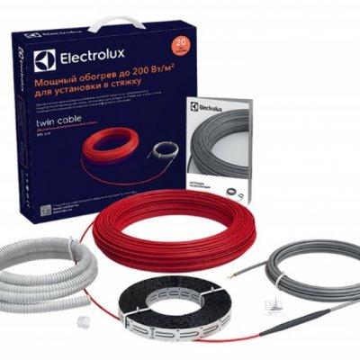 Нагревательная секция Electrolux серия TWIN CABLE ETC 2-17-200