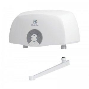 Проточный водонагреватель Electrolux Smartfix 2.0 TS (3,5 kW) кран