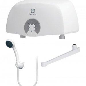 Проточный водонагреватель Electrolux Smartfix 2.0 TS (3,5 kW) кран+душ