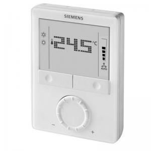 Накладной цифровой комнатный термостат Siemens RDG110