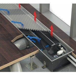 Конвекторы встраиваемые в пол Ntherm Air