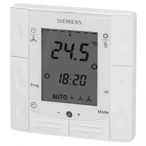 Контроллер температуры помещения Siemens RDF410.21